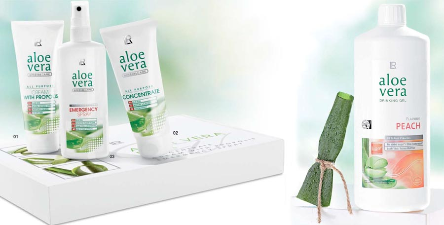 LR World Partners Aloe Vera