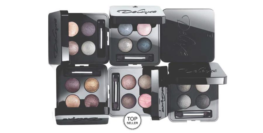 LR World Partners Deluxe Eye Shadows