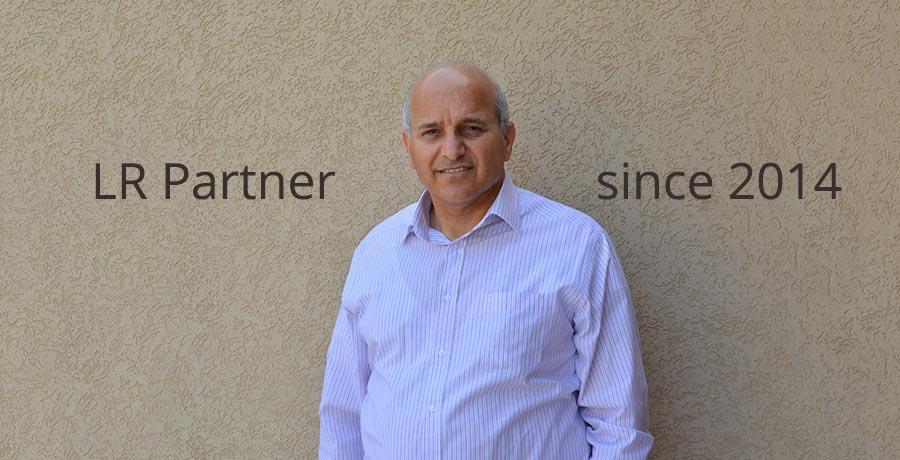 LR World Partner Member - Andreas